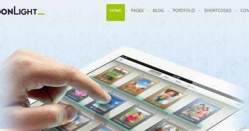 WordPress themes voor creatieve bureaus