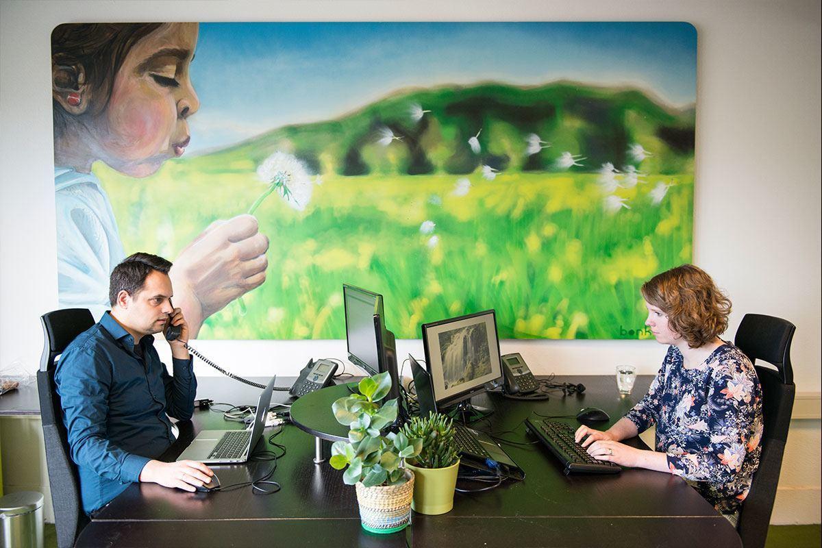 Ons Wordpress bureau support in Rotterdam zit klaar voor uw vragen.