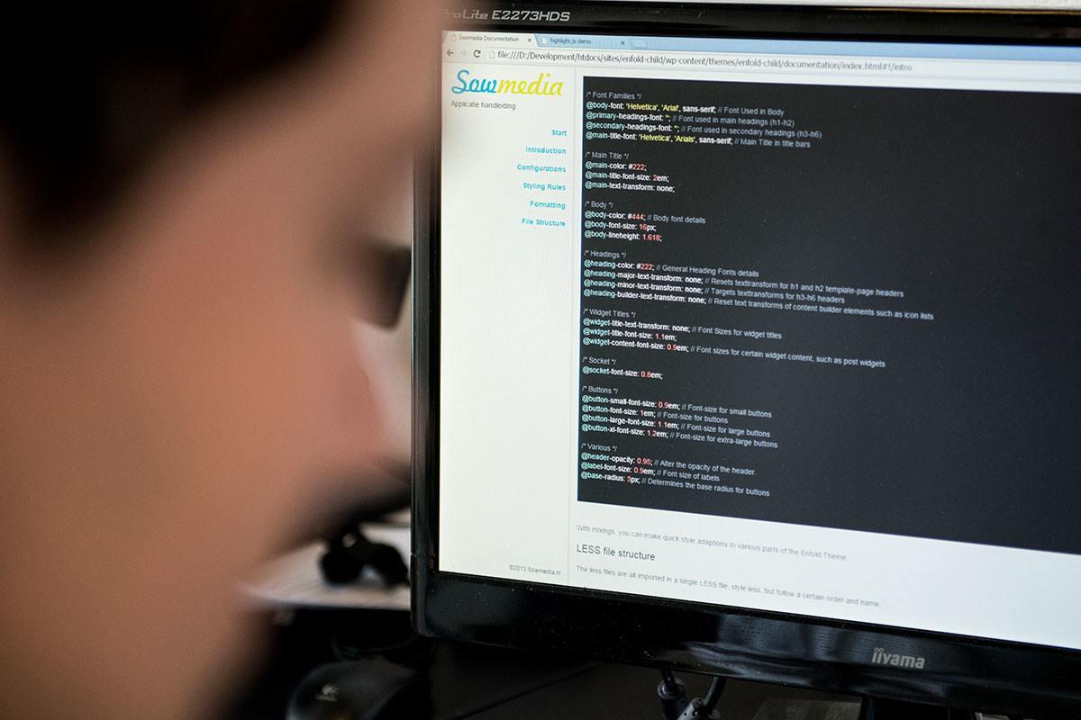 Wordpress snelheid-optimalisaties worden uitgevoerd in Rotterdam