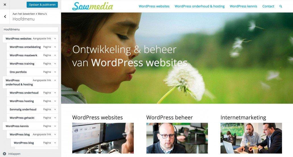 wordpress-widget-menu-voorbeeld
