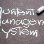 CMS, content management system