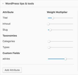 Zoekfunctie van WordPress uitbreiden met custom fields