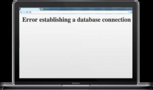 error-establishing-a-database-connection-wordpress3