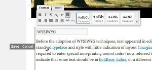 wordpress-front-end-editor